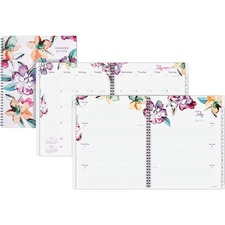 AAG1012905A - At-A-Glance June Academic Weekly Monthly Planner