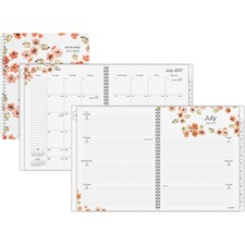 AAG1021905A - At-A-Glance Penelope Academic Weekly/Monthly Planner