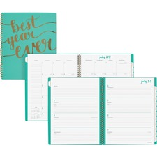 AAG1022905A42 - At-A-Glance Aspire Academic Weekly/Monthly Planner