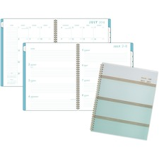 AAG1026905A - At-A-Glance Ombre Academic Weekly/Monthly Planner