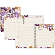 AAG1042905 - At-A-Glance Ingrid Weekly/Monthly Planner
