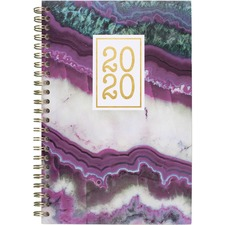 AAG1053200 - At-A-Glance Agate Weekly/Monthly Planner