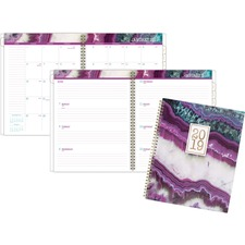 AAG1053905 - At-A-Glance Agate Wkly/Mthly Planner
