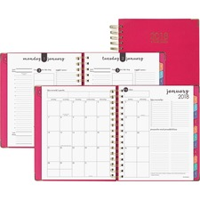 AAG609980627 - At-A-Glance Harmony Daily Planner