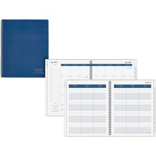 AAGTP905A20 - At-A-Glance Large Weekly/Monthly Teacher Planner