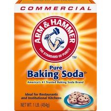 CDC 3320084104EA Church & Dwight Arm & Hammer Pure Baking Soda CDC3320084104EA