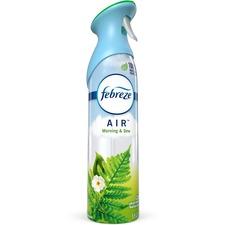 Febreze Air Freshener Spray - Spray - 250 mL - Morning Dew Scent - Odor Neutralizer, VOC-free