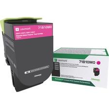 Lexmark CS/X317/417/517 Magenta Return Program Toner Cartridge (71B10M0)