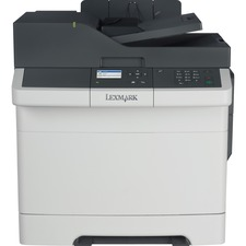 LEX28CC550 - Lexmark CX317dn Laser Multifunction Printer - Color