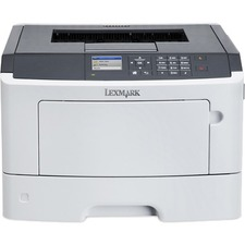 Lexmark MS517dn Laser Printer - Monochrome - 1200 x 1200 dpi Print - Plain Paper Print - Desktop