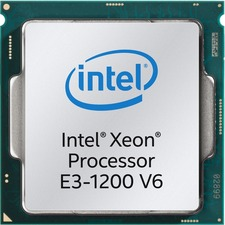 Intel Xeon E3-1245 v6 Quad-core (4 Core) 3.70 GHz Processor - Socket H4 LGA-1151OEM Pack