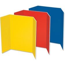 PAC 3868 Pacon Spotlight Tri-fold Foam Presentation Boards PAC3868