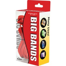 ALL00699 - Alliance Rubber 00699 Big Bands - Large Rubber Bands for Oversized Jobs