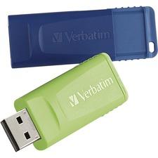 VER 99812 Verbatim Store 'n' Go USB Flash Drive VER99812