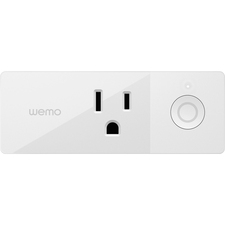LNK F7C063 Linksys Wemo Mini Smart Plug LNKF7C063