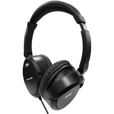 MAX 190400 Maxell Noise Cancellation Headphones MAX190400