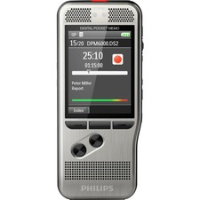 PSP DPM600001 Philips Speech PocketMemo Digital Voice Recorder PSPDPM600001