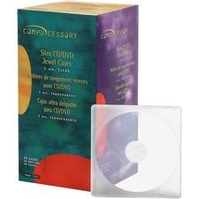 CCS 55307 Compucessory Slim Disc Case CCS55307