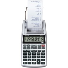 Canon P1DHV3 Printing Calculator