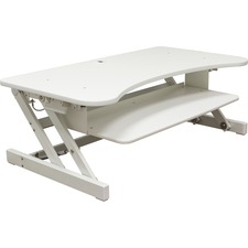 LLR99902 - Lorell Deluxe Adjustable Desk Riser