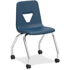 LLR99910 - Lorell Classroom Mobile Chairs