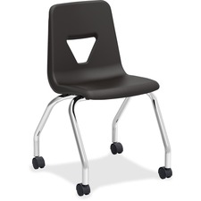 LLR99911 - Lorell Classroom Mobile Chairs
