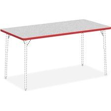 LLR99919 - Lorell Classroom Rectangular Activity Tabletop