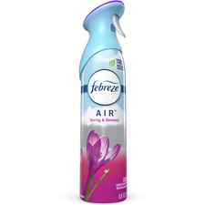 PGC96254CT - Febreze Air Freshener Spray