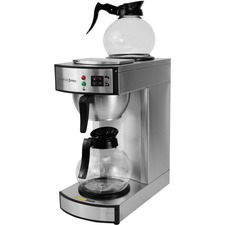 CFP CPRLG2 Coffee Pro Twin Warmer Institutional Coffee Maker CFPCPRLG2