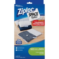 SJN 690888 SC Johnson Ziploc Clothing Space Bag SJN690888
