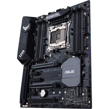 TUF The Ultimate Force X299 MARK 2 Desktop Motherboard - Intel Chipset - Socket R4 LGA-2066