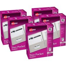 AVE47990CT - Avery&reg Two-Pocket Folders