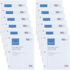 SPR 82123BD Sparco 3HP Notebook Filler Paper SPR82123BD