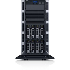 Dell PowerEdge T330 5U Tower Server - 1 x Intel Xeon Quad-core (4 Core) - 8 GB Installed DDR4 SDRAM - 1 TB (1 x 1 TB) Serial ATA/600 HDD - Serial ATA Controller - 1 x 495 W
