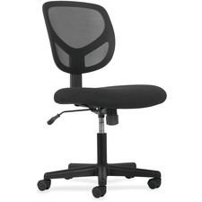 BSX VST101 Basyx VST101 Armless Mid-back Task Chair BSXVST101