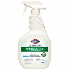 CLO 30828 Clorox Hydrogen Peroxide Cleaner Disinfectant CLO30828
