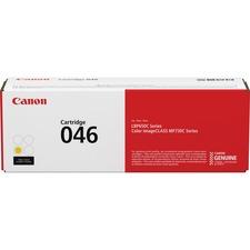 Canon 046 Original Toner Cartridge - Yellow