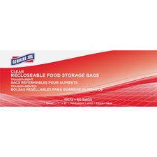 GJO 11573 Genuine Joe Food Storage Bags GJO11573
