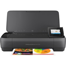 HEW CZ992A HP OfficeJet 250 Mobile All-in-One Printer HEWCZ992A