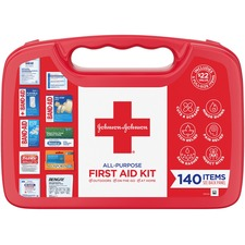 JOJ 117210 J & J All-purpose First Aid Kit  JOJ117210