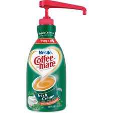 NES 83475 Nestle Coffee-mate Irish Creme Liquid Creamer NES83475