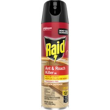 SJN 669798 SC Johnson Raid Ant/Roach Killer Spray SJN669798