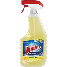 SJN 679608 SC Johnson Windex MultiSurface Disinfectant Spray SJN679608