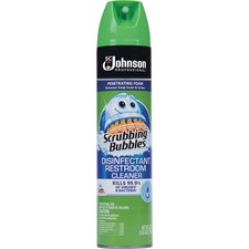 SJN 682264CT SC Johnson Scrubbing Bubbles Restroom Cleaner SJN682264CT