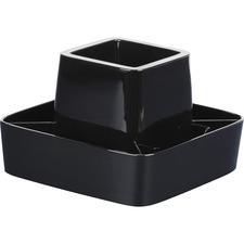 STX 00152E04C Storex Ind. Spinning Desk Organizer STX00152E04C