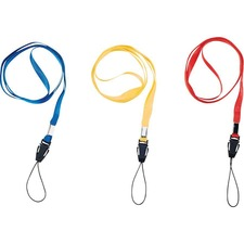 Proflash Lanyard for USB Flash Drive - 1 Each - Assorted