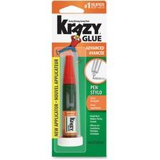 Krazy Glue Glue Advanced Pen - 4 mL - 1 Each