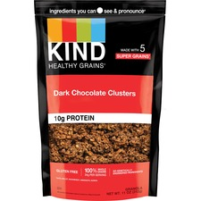 KND 24411 KIND Dark Chocolate Healthy Grains Clusters KND24411