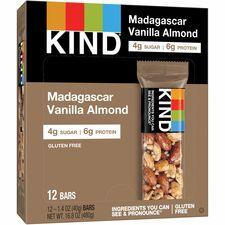 KND17850 - KIND Madagascar Vanilla Almond