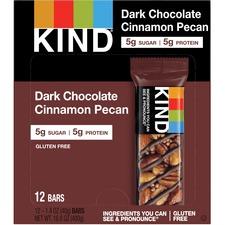 KND17852 - KIND Dark Chocolate Cinnamon Pecan